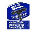 Дрожжи спиртовые турбо Double Snake Vodka turbo